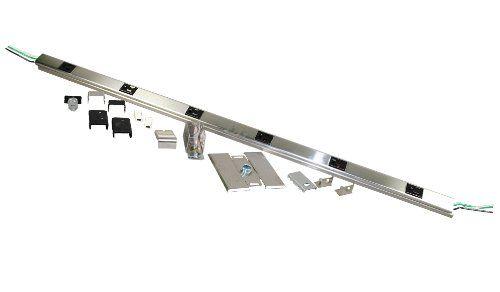 Wiremold PMKTRS306 Plugmold Hard Wired Tamper Resistant Kit: Remodelista