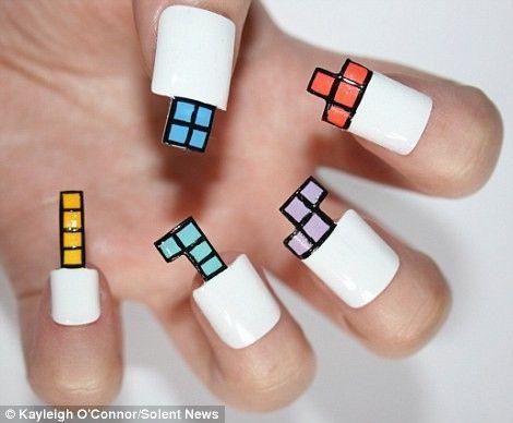 Amazing nail art crazy nail art 3 pinterest amazing nails amazing nail art prinsesfo Gallery