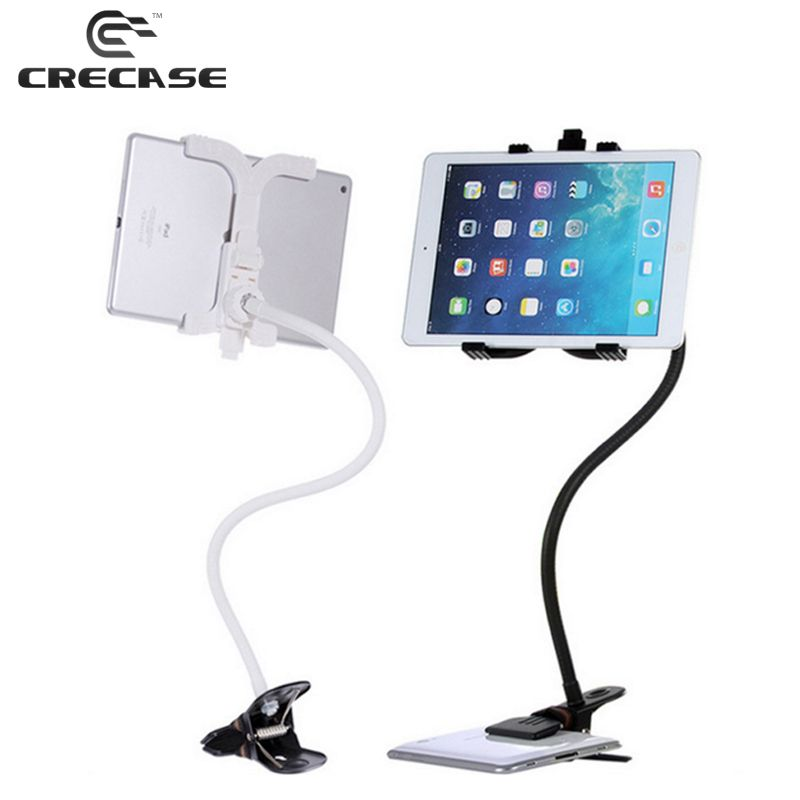 Universal Lazy Bed Flexible Arm Mount Stand Holder For iPad Samsung Tablet