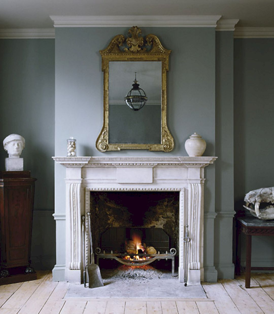 Antique Living Room With Fireplace Antique Living Room With Fireplace Design Ideas And Photos In 2020 Vintage Fireplace Fireplace Design Georgian Fireplaces