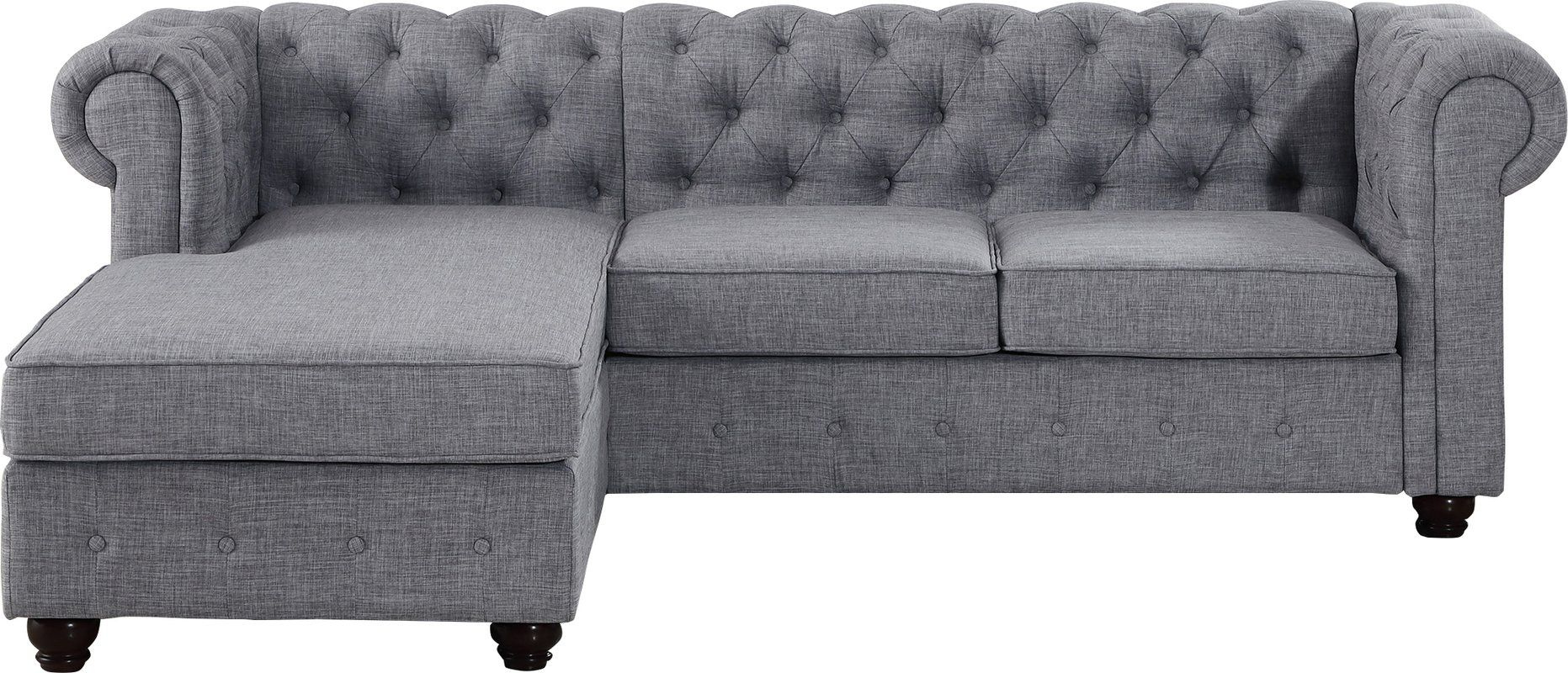 Quitaque Left Hand Facing Sectional U Shaped Sectional