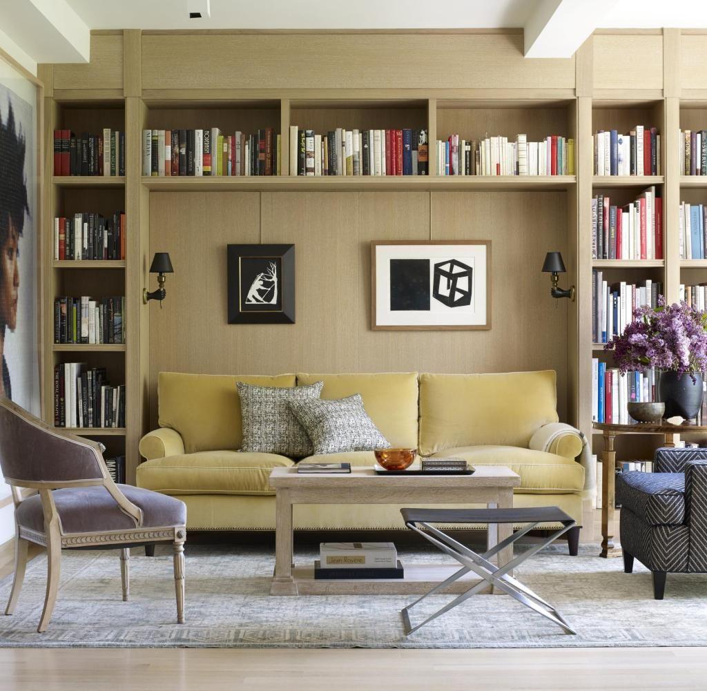 Ein Baumhaus für zwei Homies in Manhattan | Bibliothek, Eiche und ...