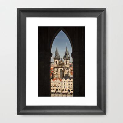 Buy the Tyn Church of Prague