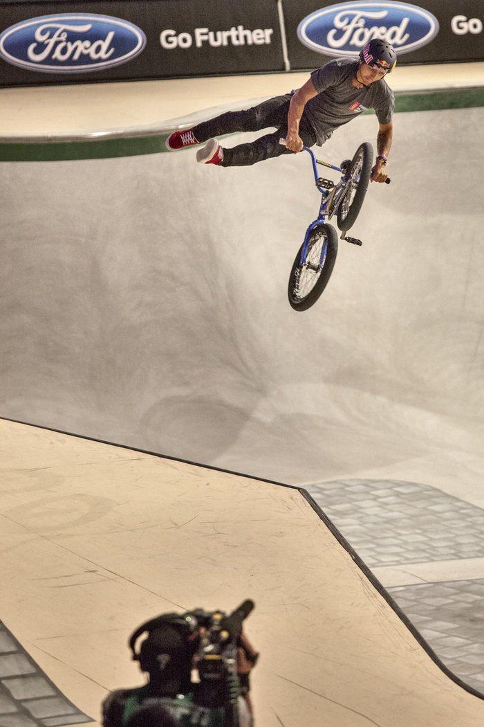 Photos from the X Games BMX Park Final In Munich | Daniel Sandoval