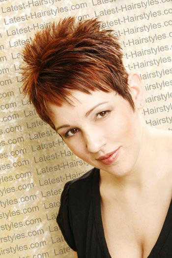 Short Spikey Hairstyles Pleasing Beautiful Short Bob Hairstyles And Haircuts With Bangs  Pinterest