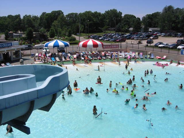 Summertime Fun In Hartville Ohio At Clearwater Rv Park