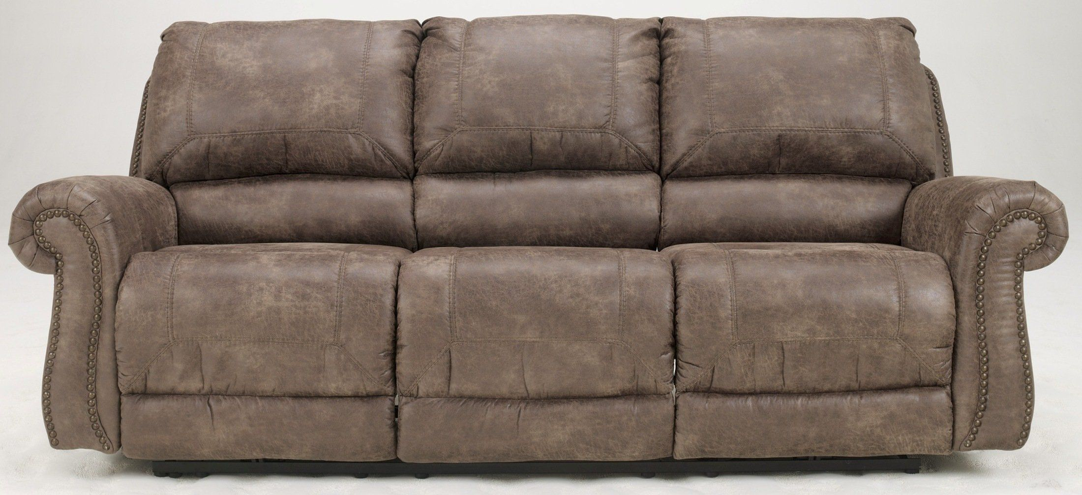 Oberson Reclining Sofa Manual Recline Purchased From Ashley