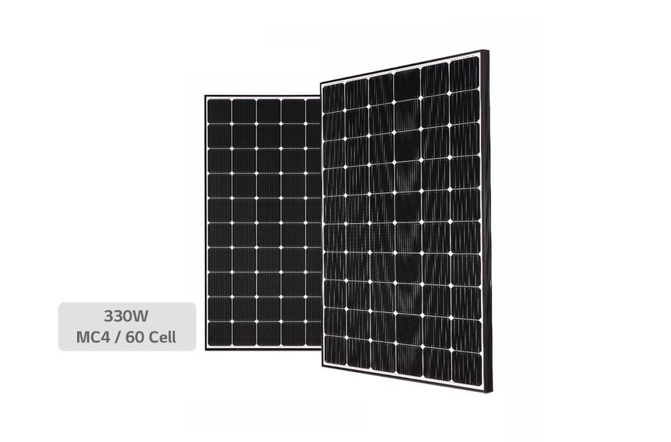 High Efficiency Lg Neon 2 Module Cells 6 X 10 Module Efficiency 19 3 Connector Type Mc4 Photovoltaic Module Solar Module Responsive Design