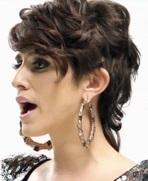 Faux Hawk Hairstyles Steal Her Style Mullet Haircut Hair Styles Faux Hawk Hairstyles