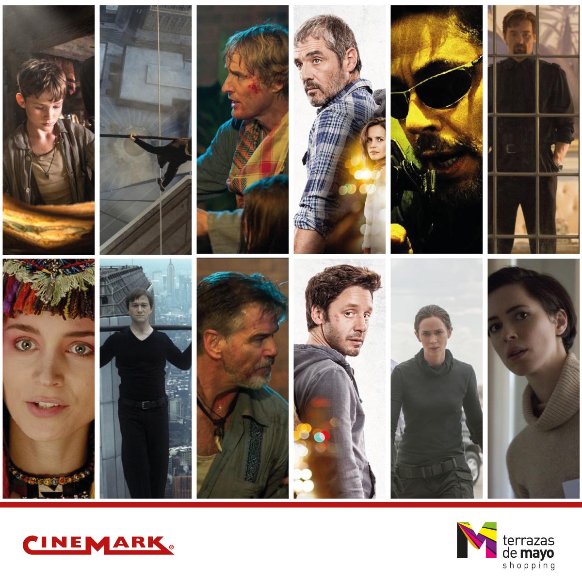 Juevesdecine En Terrazasdemayo Consulta Los Horarios De Cinemark Y Adquiri Tus Entradas En Bit Ly Cinetdm Cinemark Cine Pel Peliculas S Cine Carteleras