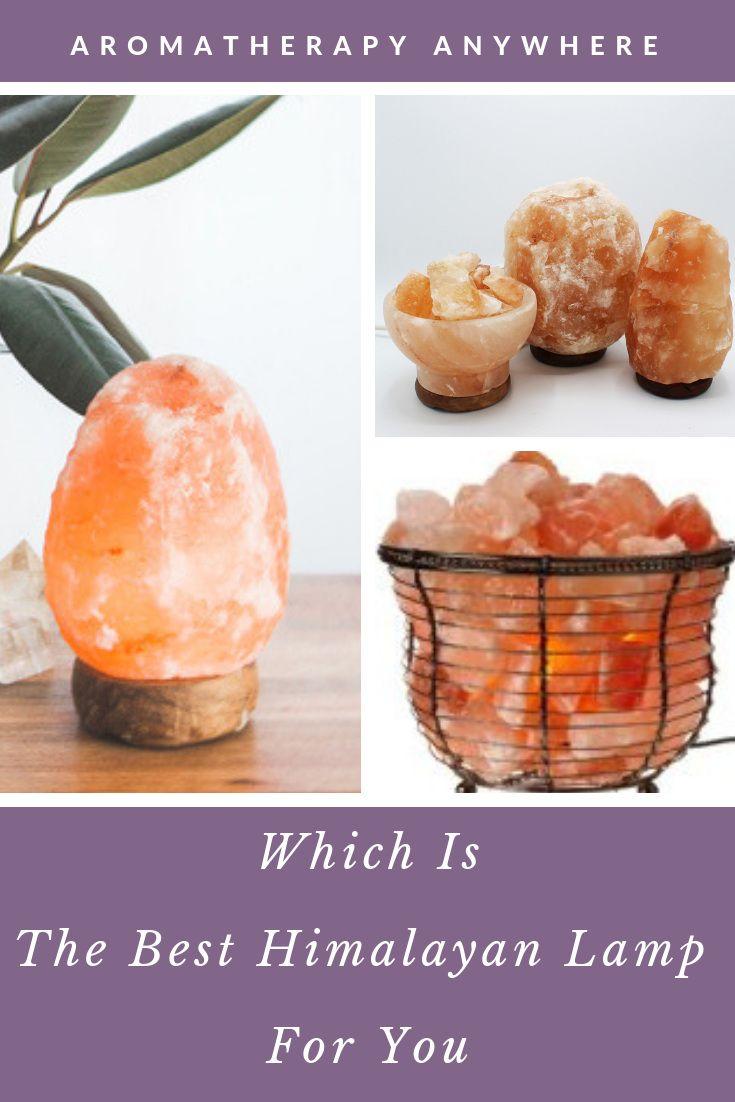 Himalayan Salt Lamp Benefits Aromatherapyanywhere Com