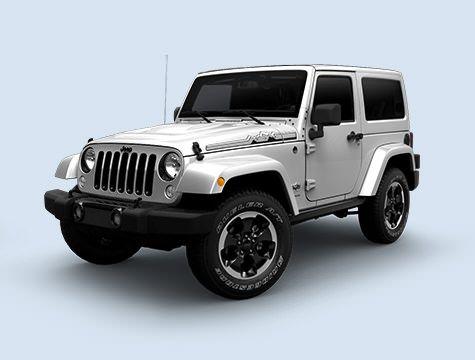 2014 Jeep Wrangler Unlimited Polar Edition  Jeep  Pinterest
