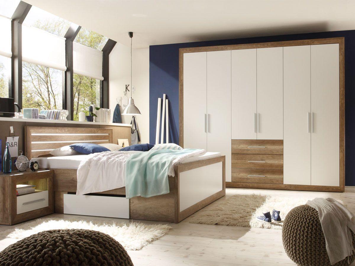 Schlafzimmer Komplett Boxspringbett Zahra Style In 2020