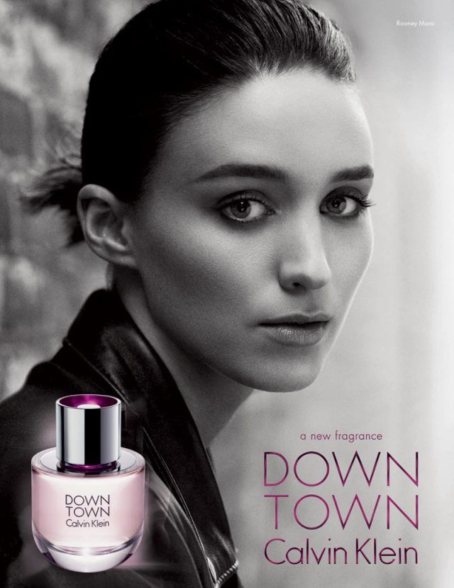 Fragrance Mara Campaign Downtown Rooney Calvin Fronts Klein 9DH2EI
