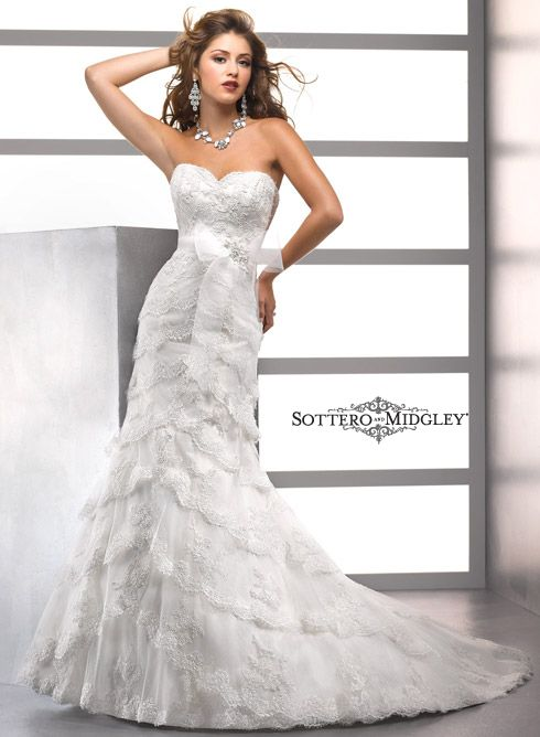 Maggie Sottero Wedding Dresses | Sottero midgley, Bridal gowns and ...