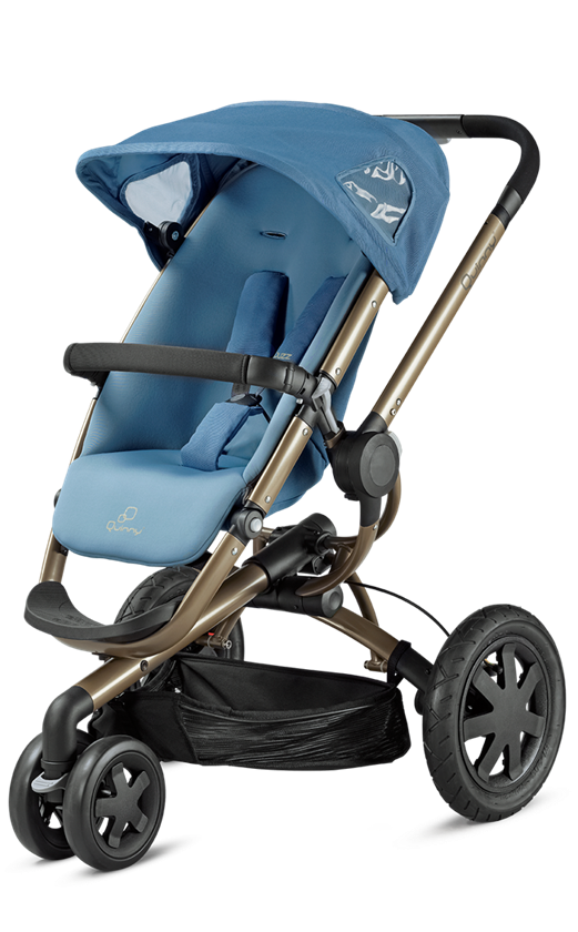 Quinny Buzz stroller or pushchair The newest model