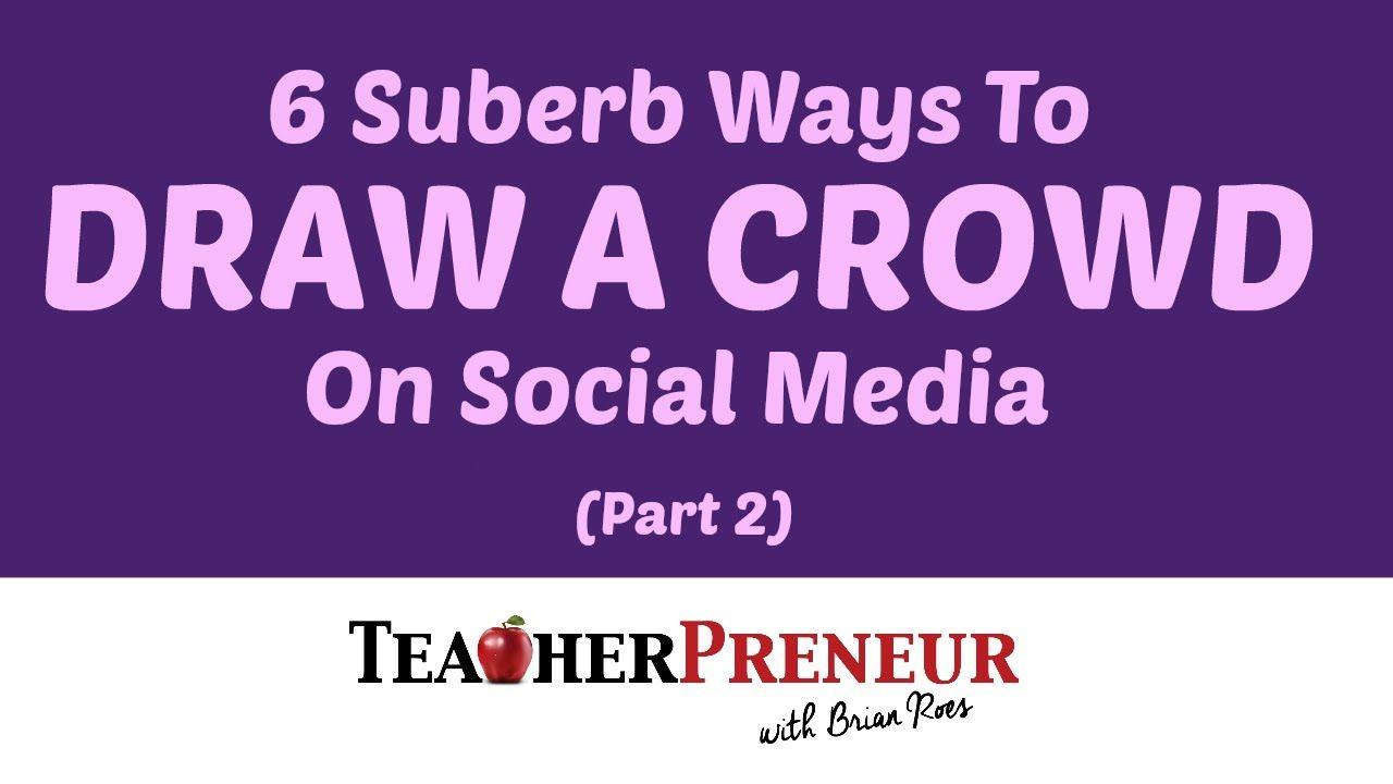 Follow TeacherPreneur for tips, tricks, and guidance on
