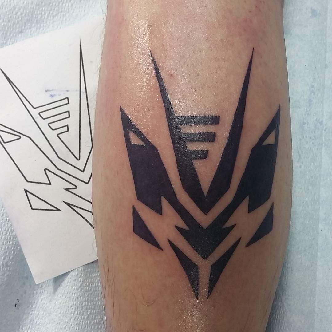 Jeremy golden on instagram a transformers logo i did