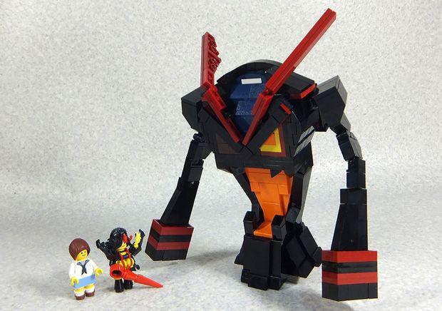 レゴになった『キルラキル』の「鮮血」たちがかわいすぎる!