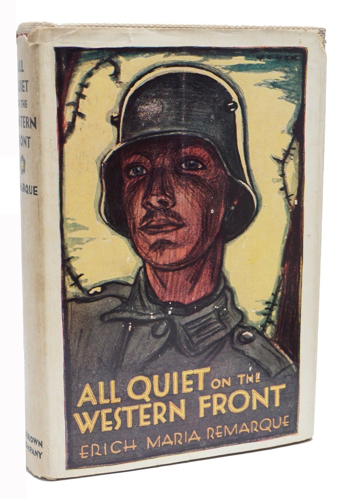 romantic ideals of war in all quiet on the western front by erich remarque Remarque's novel is a profound statement against war, focusing especially on the ravaging effects of war on the humanity of soldiers throughout paul's narrative there are attacks on the romantic ideals of warfare.