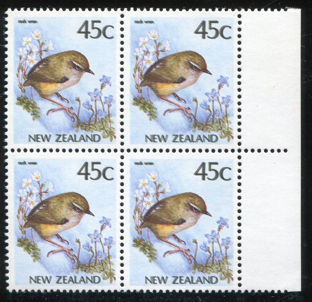Mad Listings For Sale Stamp, Collection, New zealand