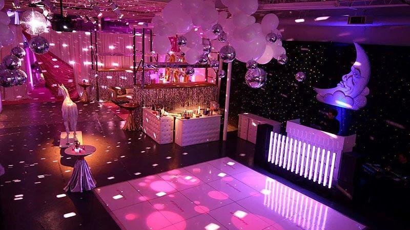 Studio 54 Themed Party