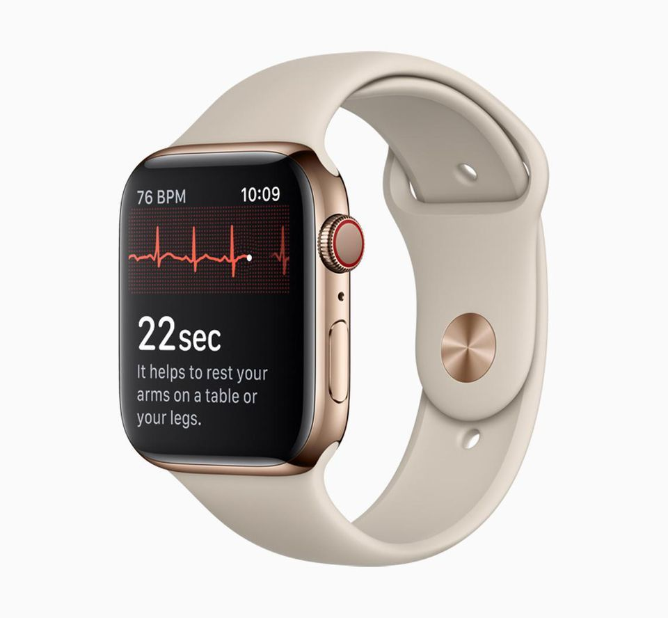 Apple Watch 5 Update Series 5 and watchOS 6 announcement