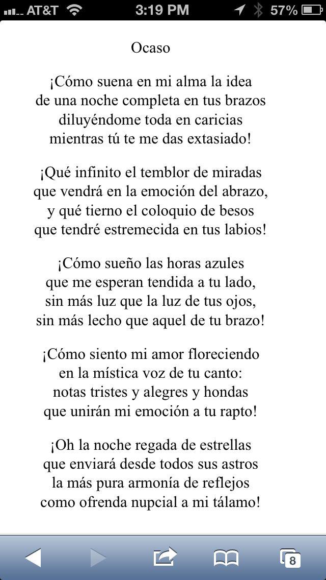 De Julia De Burgos Poema Cortos De Amor Poemas Cortos Poemas