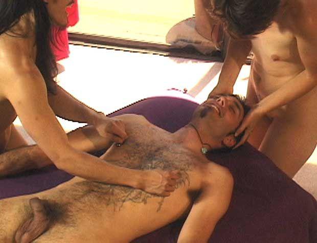 Erotic massage lessons