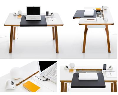 Un bureau au design étudié pour votre mac pas seulement