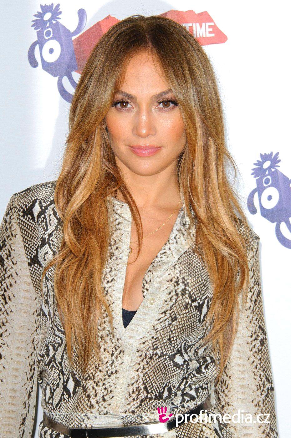 Jlo Hair Fryzura Gwiazdy Jennifer Lopez Jennifer Lopez