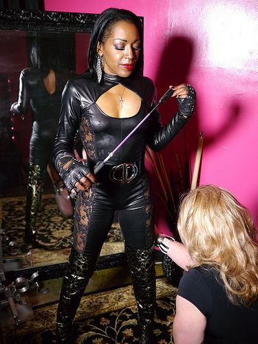 Black domination mistress thought differently, many