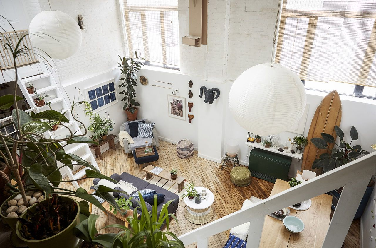 Spaces Rue De Londres home visit: our life at home with plants | indoor plants