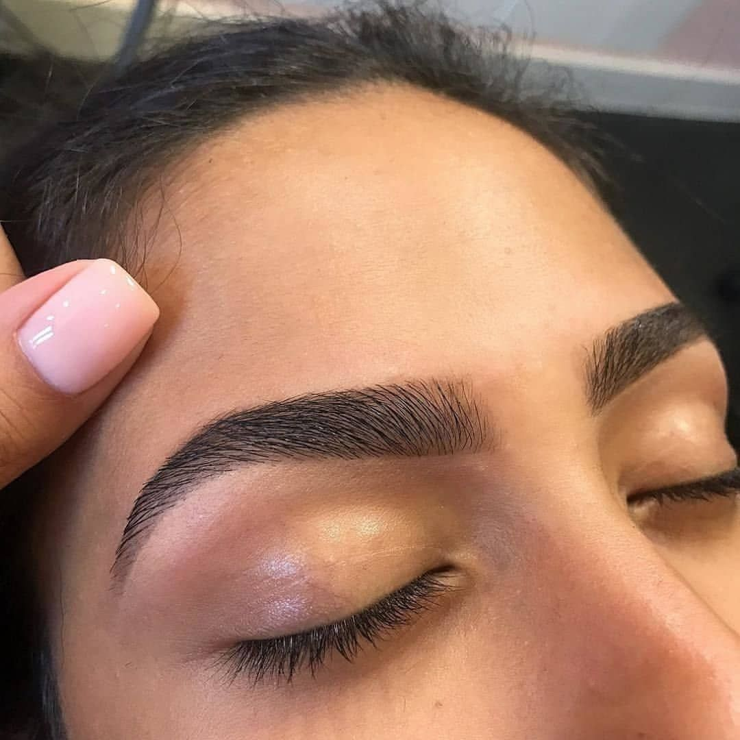 Photo of Beautiful THICK Brows