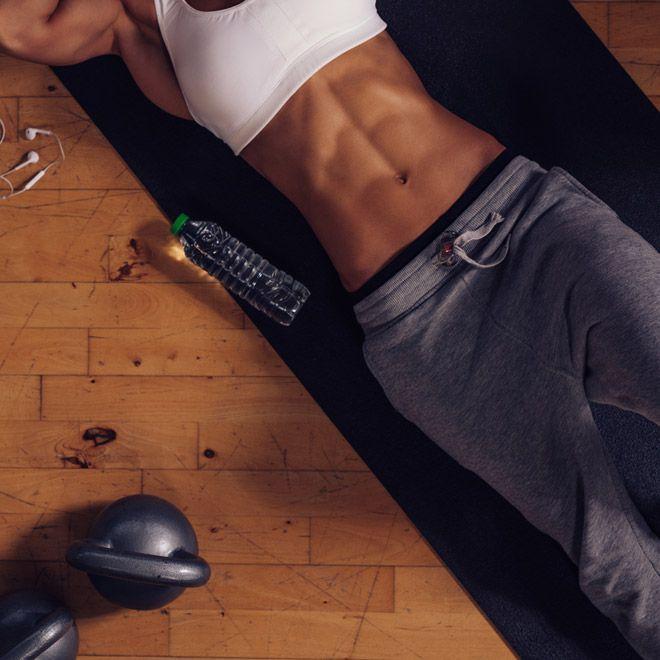Sixpack-Formel: Das Geheimnis hinter einem flachen, durchtrainierten Bauch - Fitness motivation - #B...