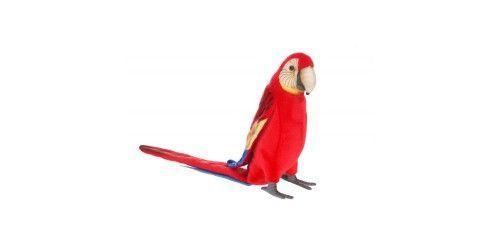 Scarlet Macaw plush 3067