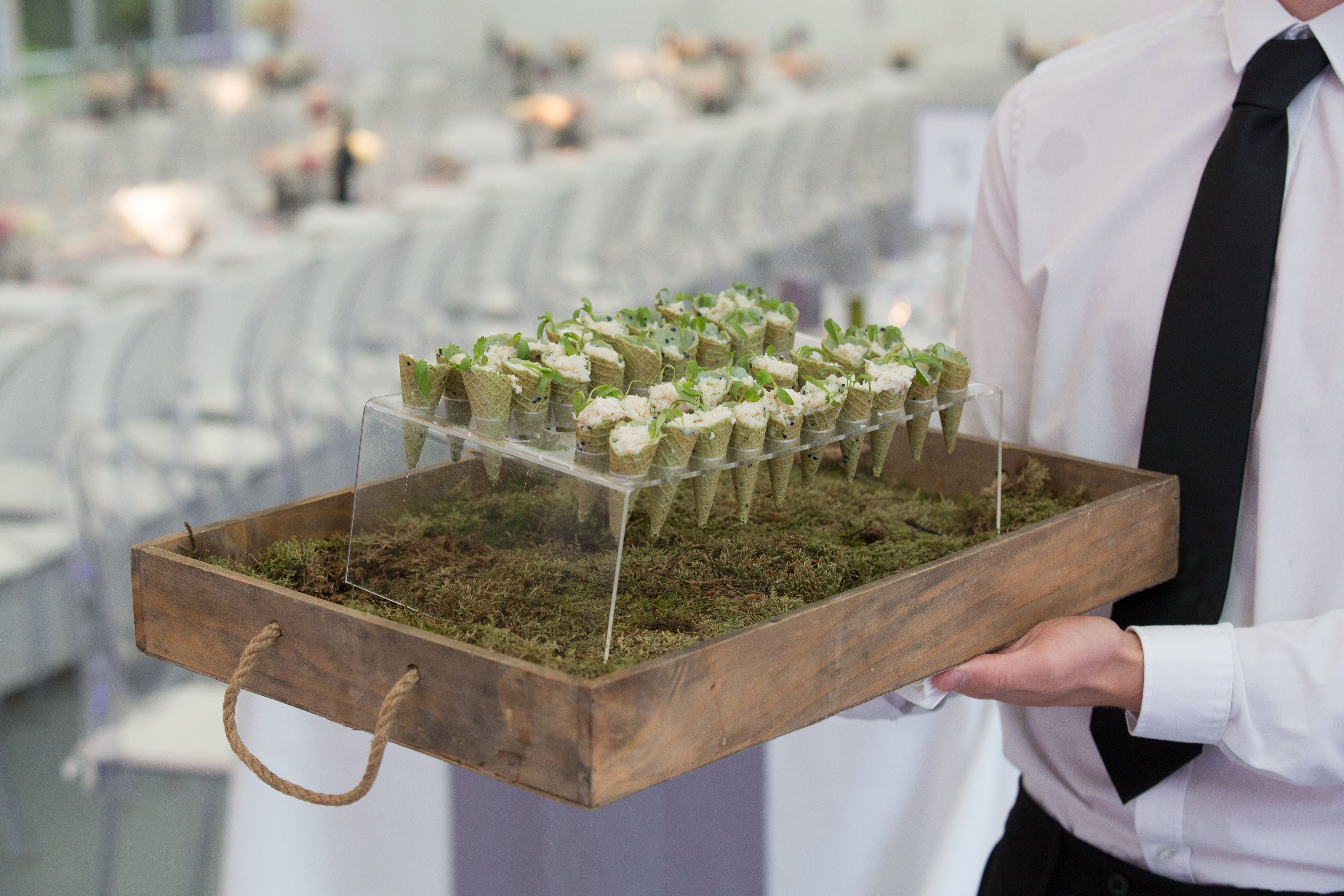 Crab canapés  #canapés #pesto #crab #seasonal #local #delicious #perfect #caterers #bestofbritish #events #London #Buckinghamshire #Marlow #corporate #wedding