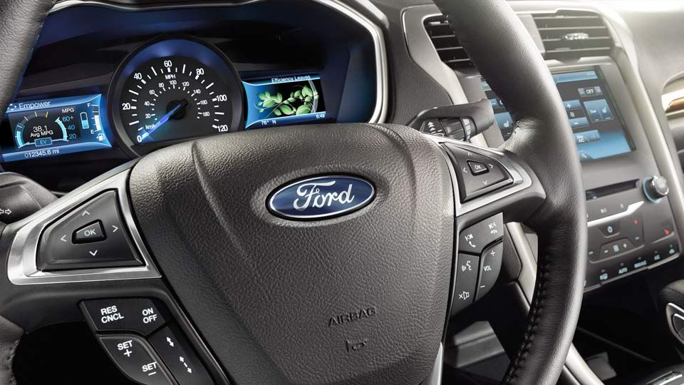 Interior Photo Gallery Ford Com Ford Fusion Ford Transmissions Ford