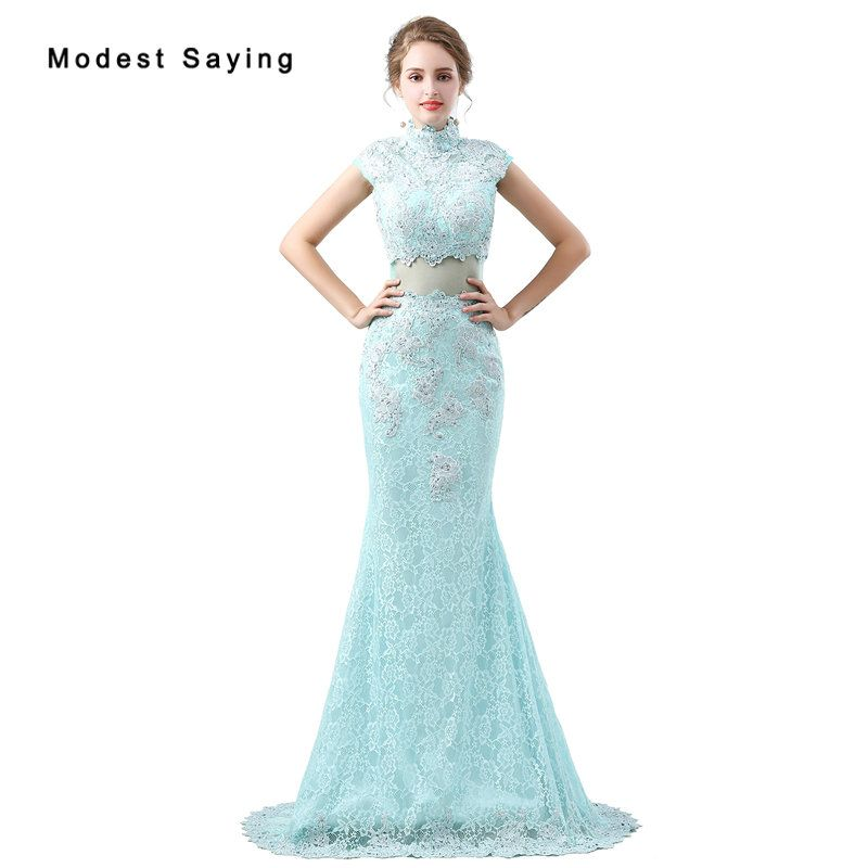 Find More Evening Dresses Information about New Lace Cover Evening ...