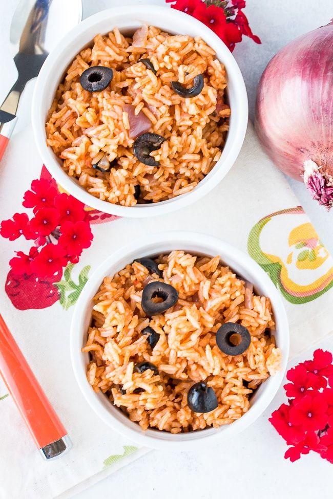 Instant Pot Spanish Rice images