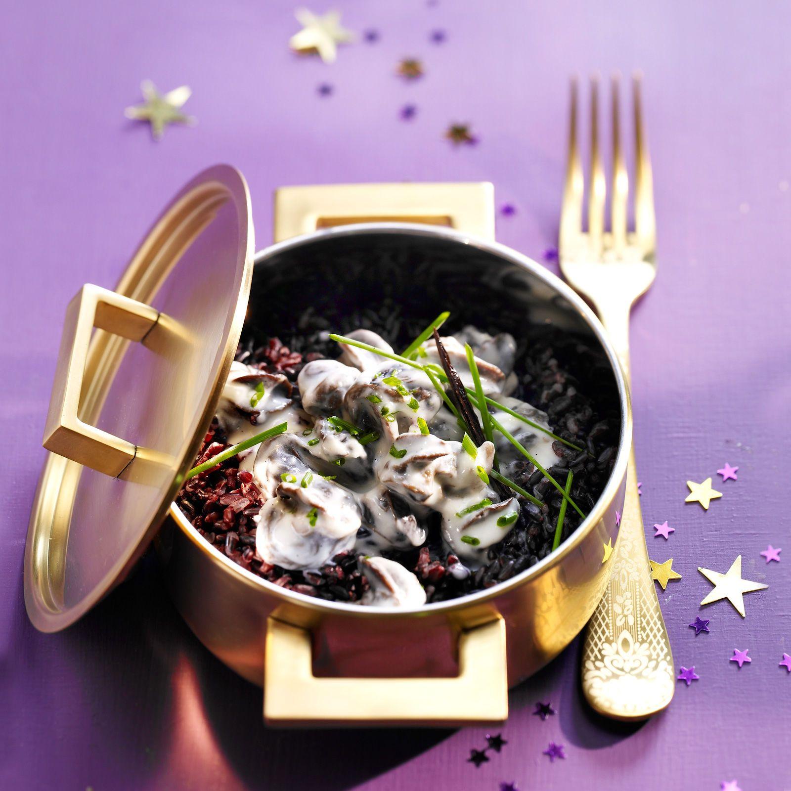 La table lorraine d amelie veau aux cepes et girolles en - Petite Blanquette D Escargots La Vanille Recette Blanquette Escargot Et La Vanille