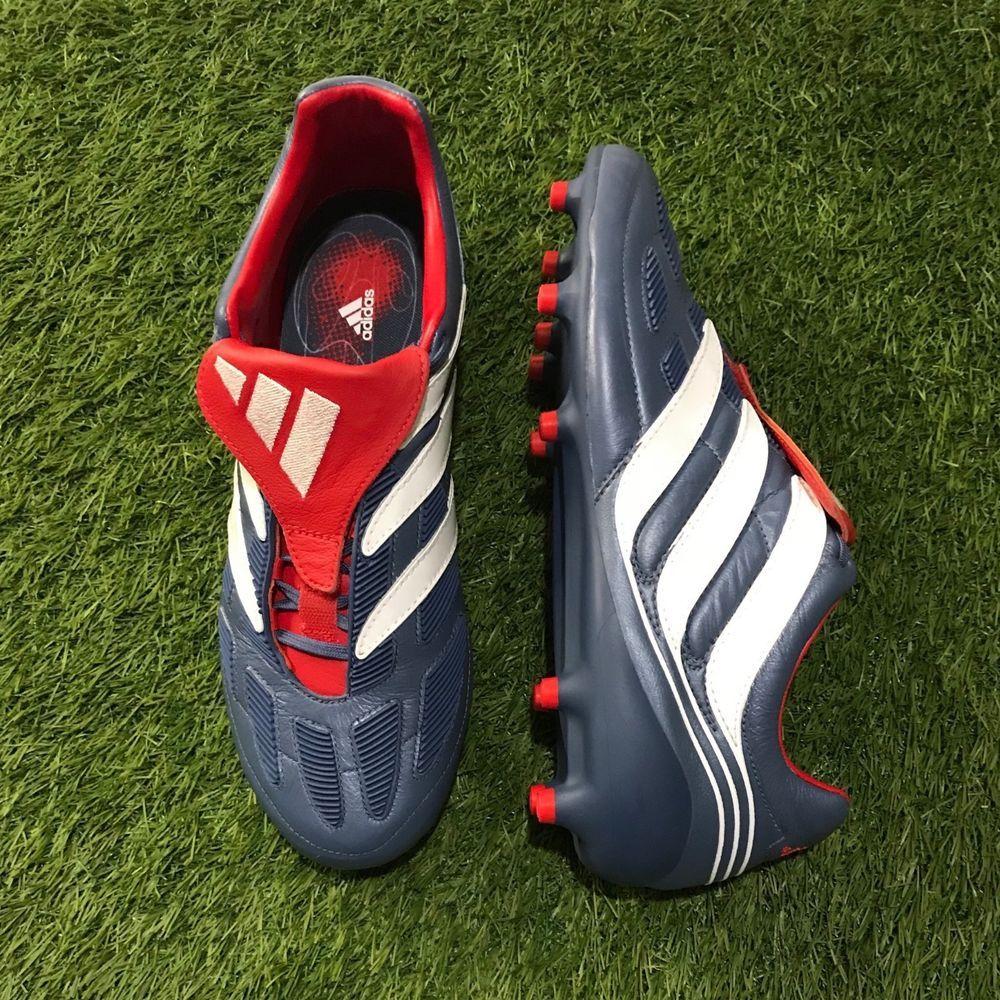 size 40 0160a 836aa Adidas Predator Precision FG Remake CM7911 10.5 US Zinedine Zidane 2000  RARE (eBay Link)