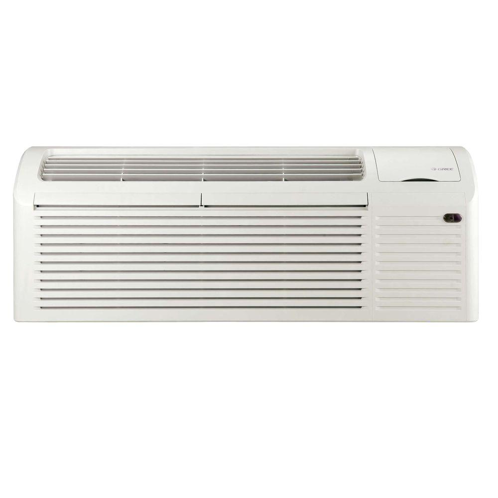 Gree Packaged Terminal Heat Pump Air Conditioner 12 000 Btu 1 0