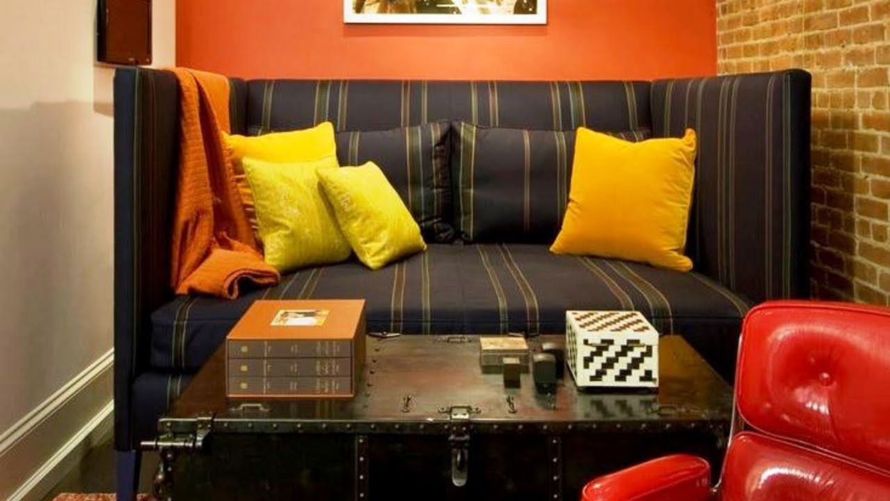 Groovy and Lovely Small Space Apartment Designs