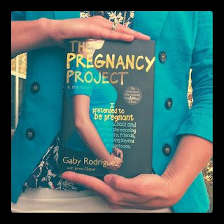 the pregnancy project a memoir