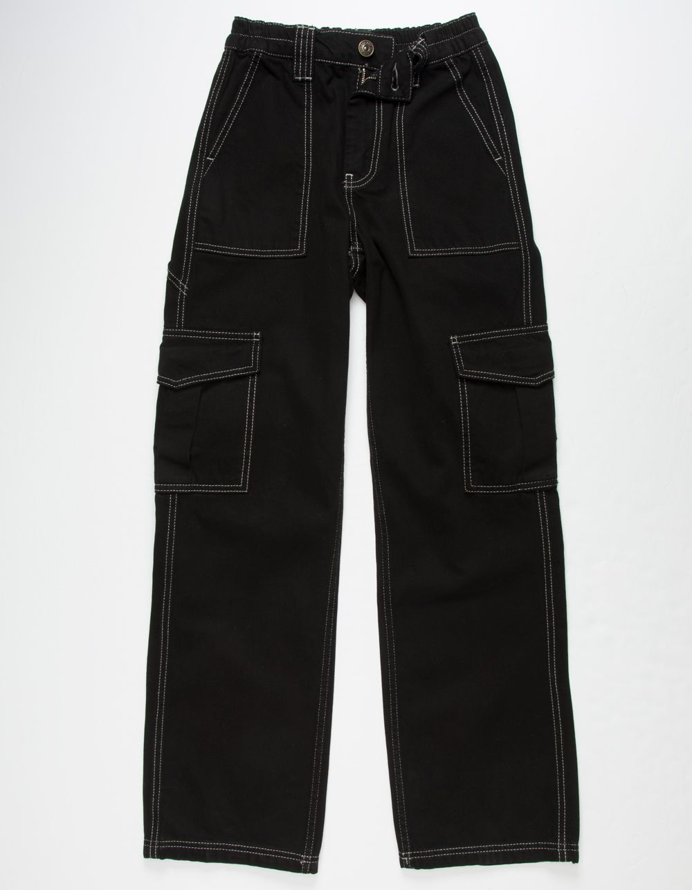 BDG Urban Outfitters Contrast Stitch Black Skate J