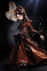 Steampunk_Dress_by_MarcoRibbe