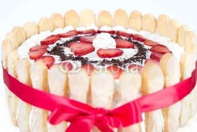 Sweet Strawberry Cake, photography Ireland , Laois