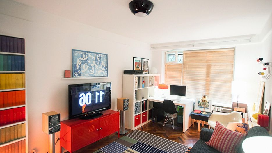 Image Result For No Furniture Single Room Interiors