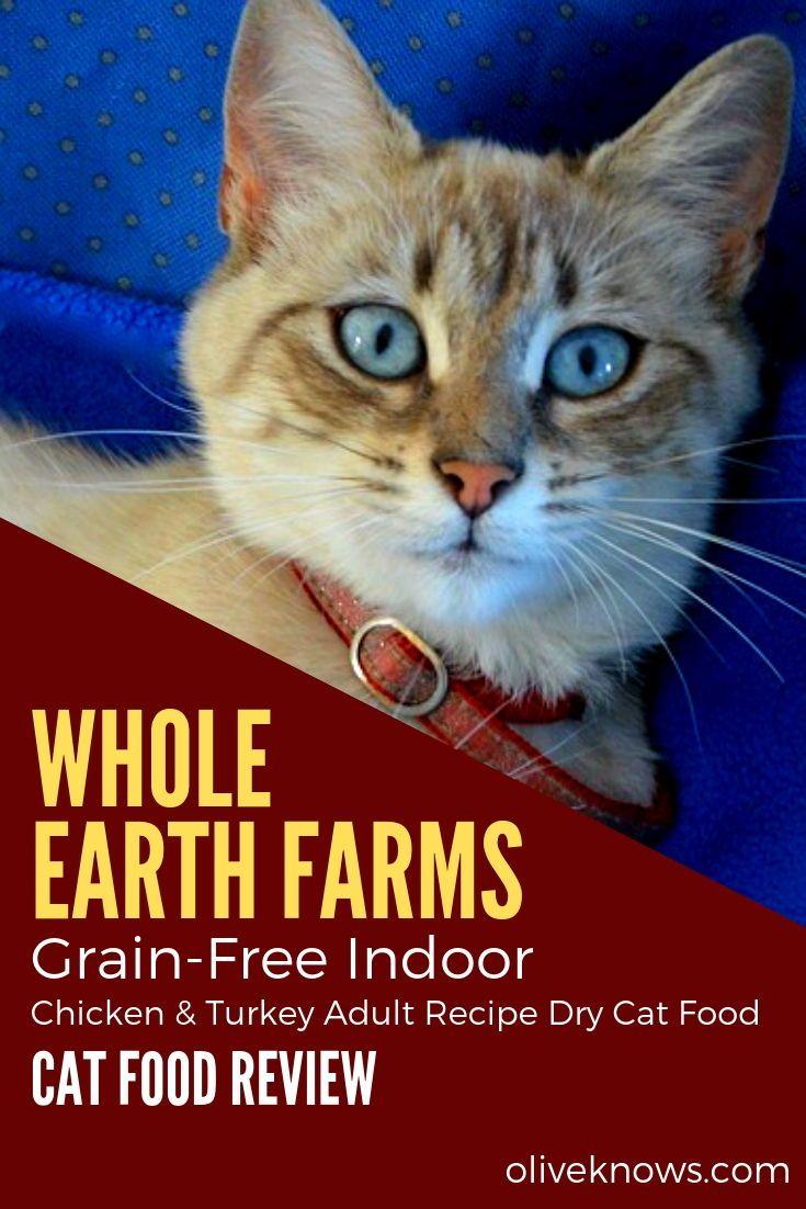 Whole Earth Farms GrainFree Indoor Chicken & Turkey Adult